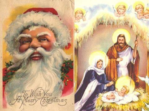 2400 + Christmas image collection, santa, reindeer, royalty free