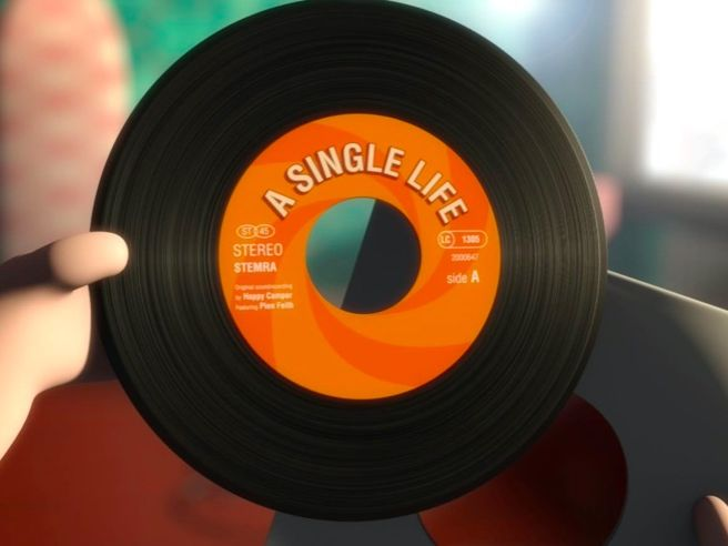 ESL - Based on the Short Film A SINGLE LIFE (by Job, Joris & Marieke)