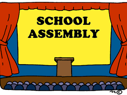 New School Year Assembly Bundle