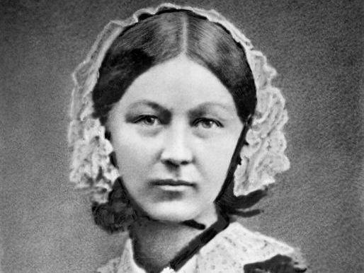 Florence Nightingale Informal Letter Writing