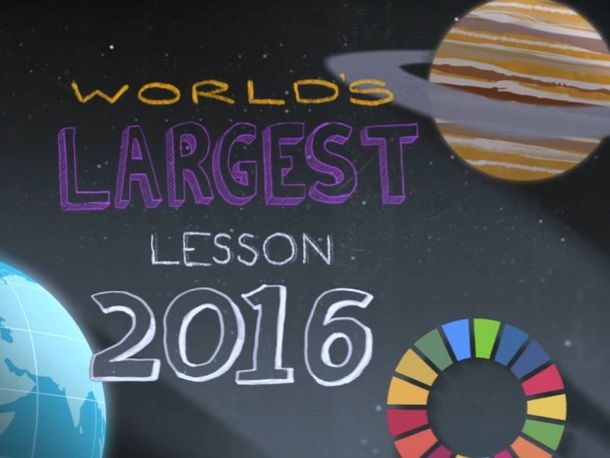 World´s Largest Lesson Part 2