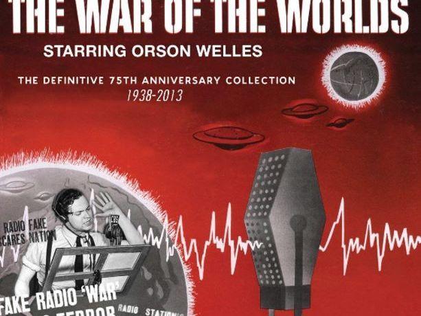 Radio – War of the Worlds (1938) Broadcast A level media studies AQA new spec