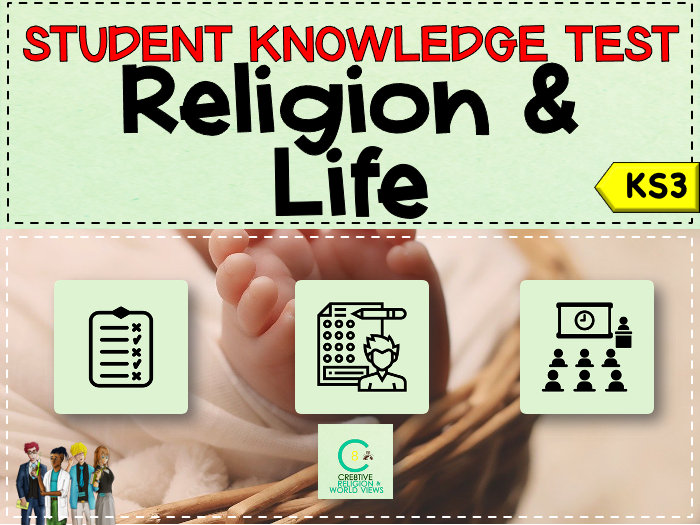 Religion and Life - Topic Test