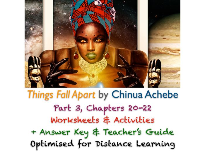 Things Fall Apart (Chinua Achebe) Ch. 20-22 - Irony - Activities + ANSWERS