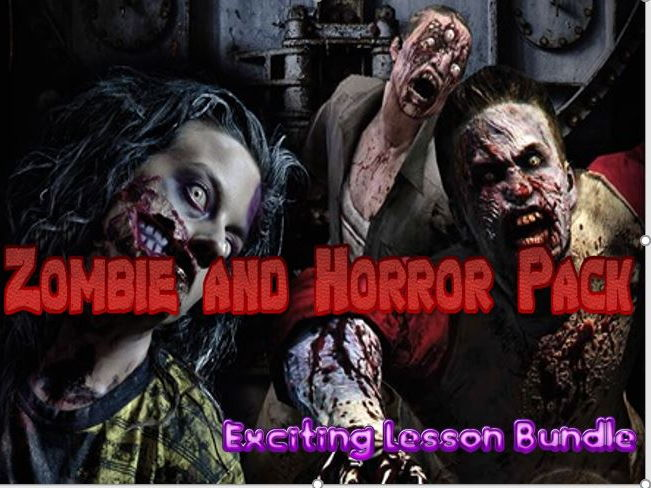 Zombie and Horror Bundle