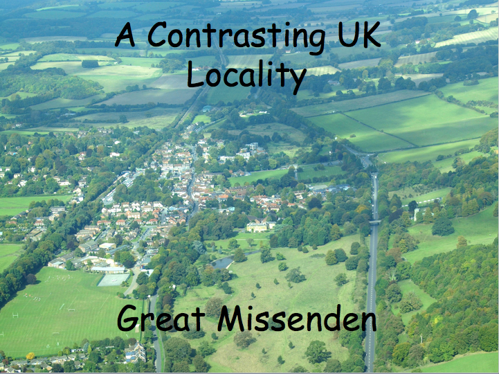A Contrasting UK Locality - Great Missenden
