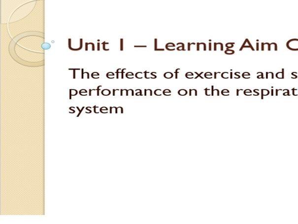 unit 2 learning aim c part