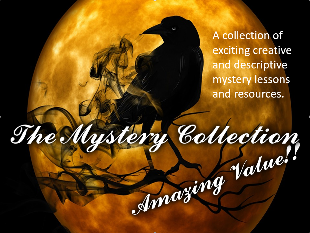 The Mystery Collection - A Collection of Resources on a Mystery Theme