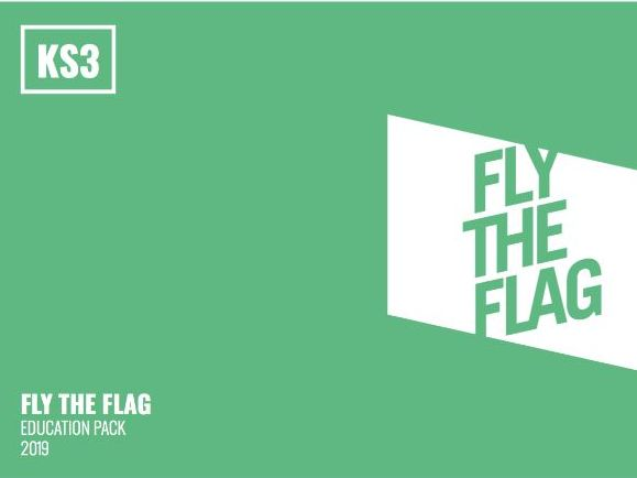 Fly The Flag Education Pack  (11 - 14 yrs)