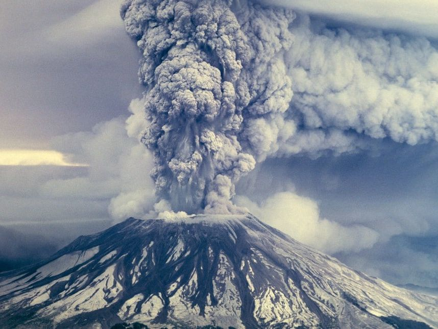 Mt St Helens - Case Study