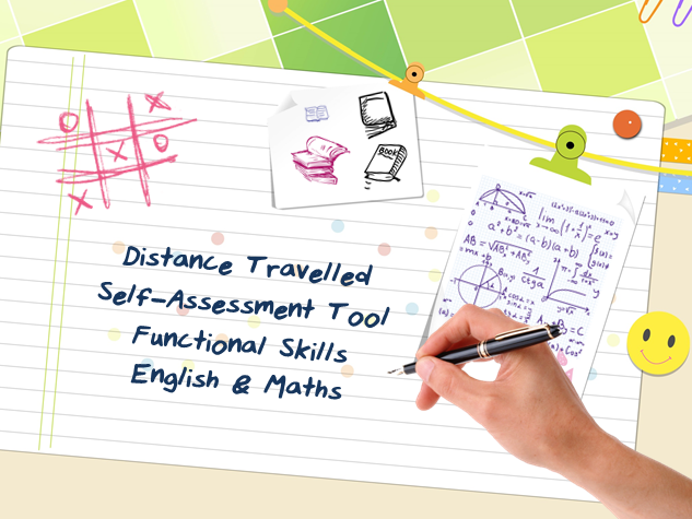 Distance Travelled - Maths and English Self-Assessment