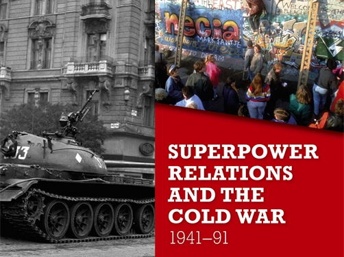 Edexcel 9-1: HISTORY Paper 2 - Superpowers and The Cold War 1941 - 1991 question frameworks