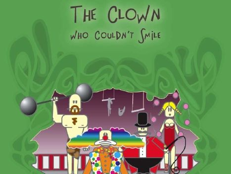 Sample Pages For The Clown Who Couldn't Smile