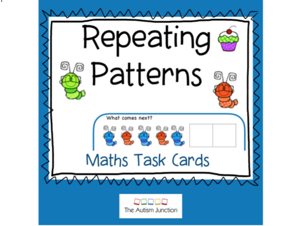 Repeating Patterns. Task Cards