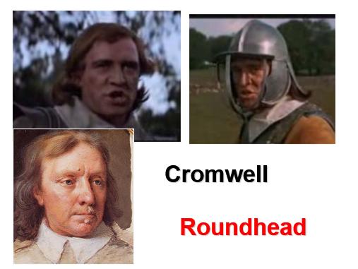 Armies in English Civil War - Naseby