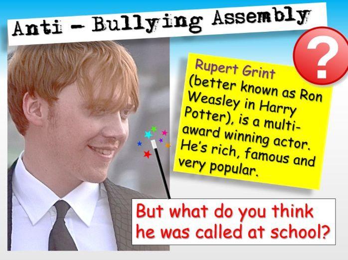 Anti Bullying Assembly