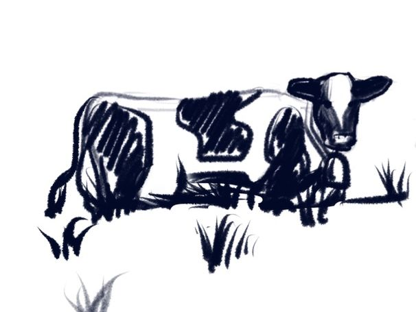 Afternoon with Irish Cows Study Bundle