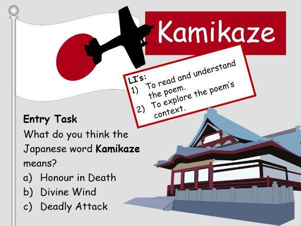 Kamikaze for Lower Ability