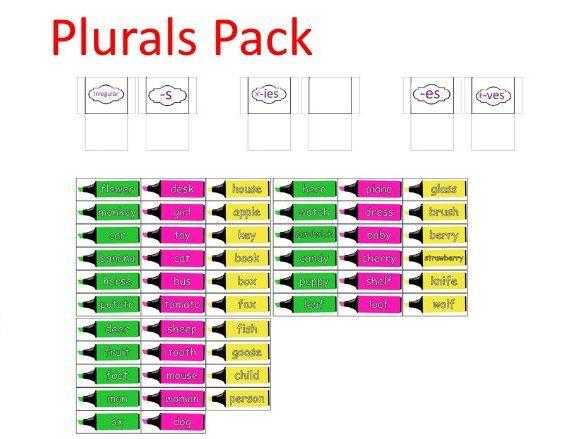 Plural forms sorting
