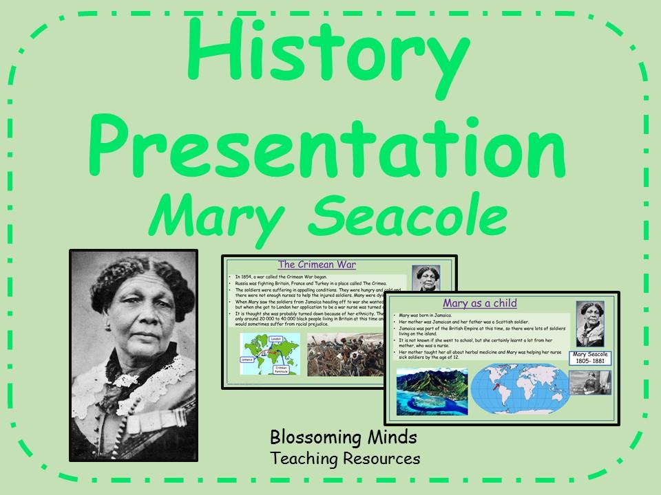 History Presentation - Mary Seacole