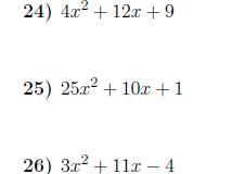 Factorising quadratics GCSE/IGCSE worksheet (with solutions)