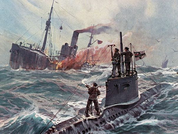 The U-Boat Campaign of World War One