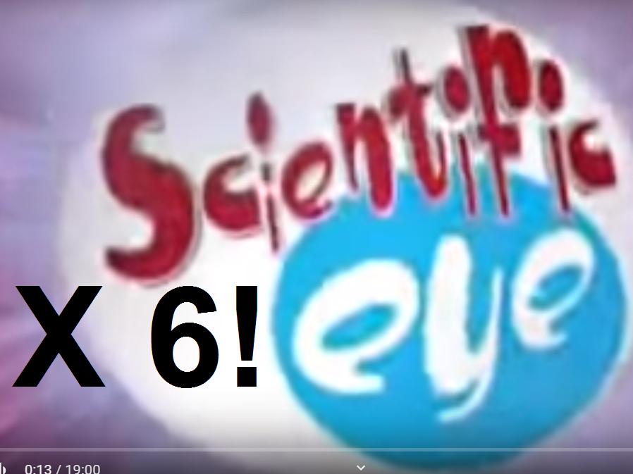 Scientific Eye Biology Bonanza - x 6!