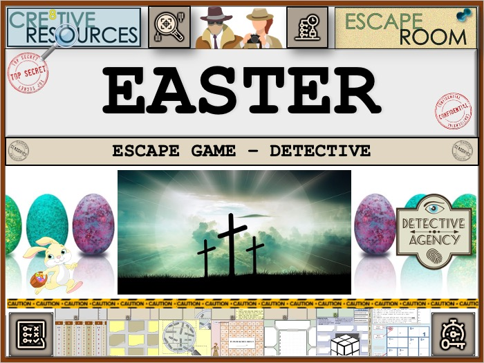 Easter Escape Room 2021