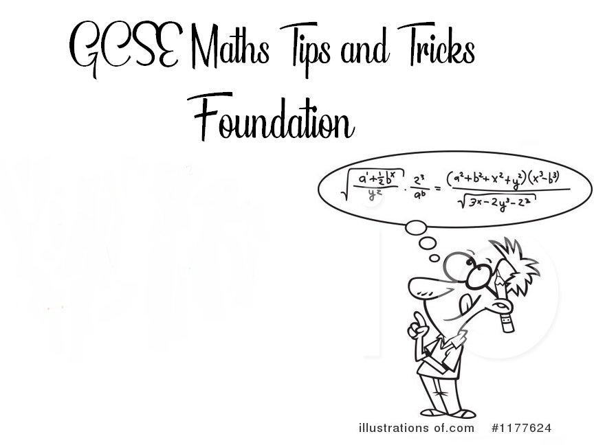 GCSE Maths 9-1 Foundation Tips & Tricks!