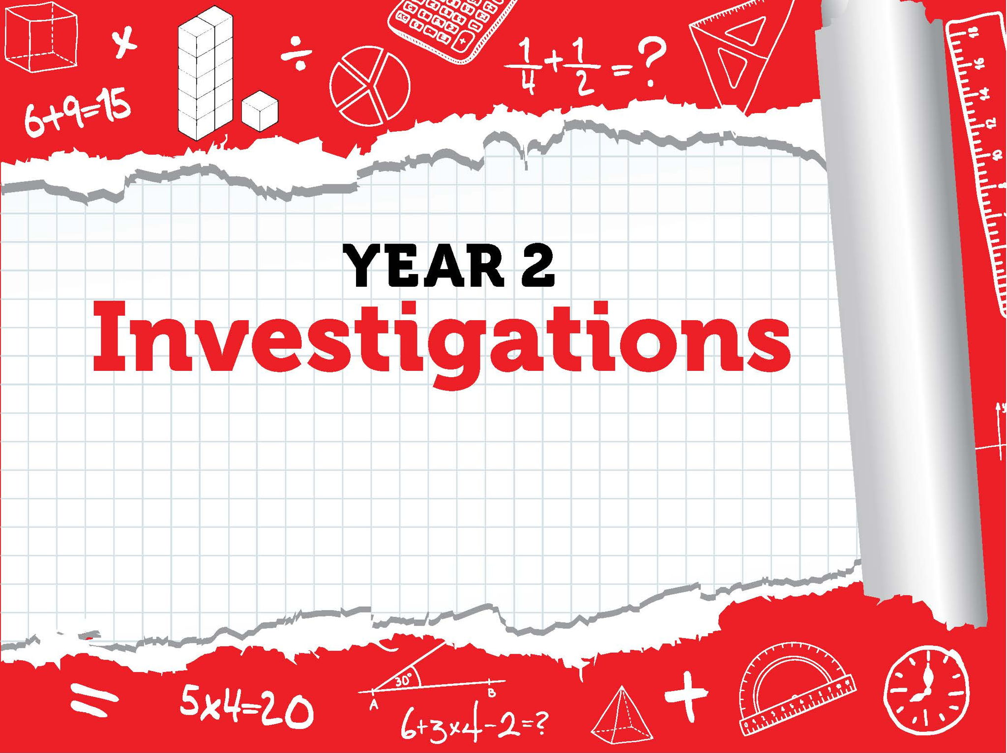Year 2 - Investigations - BUNDLE - Summer - Block 5 (Weeks 11-12) - White Rose
