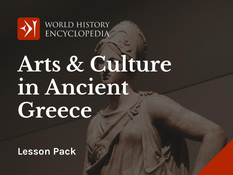 Arts & Culture in Ancient Greece