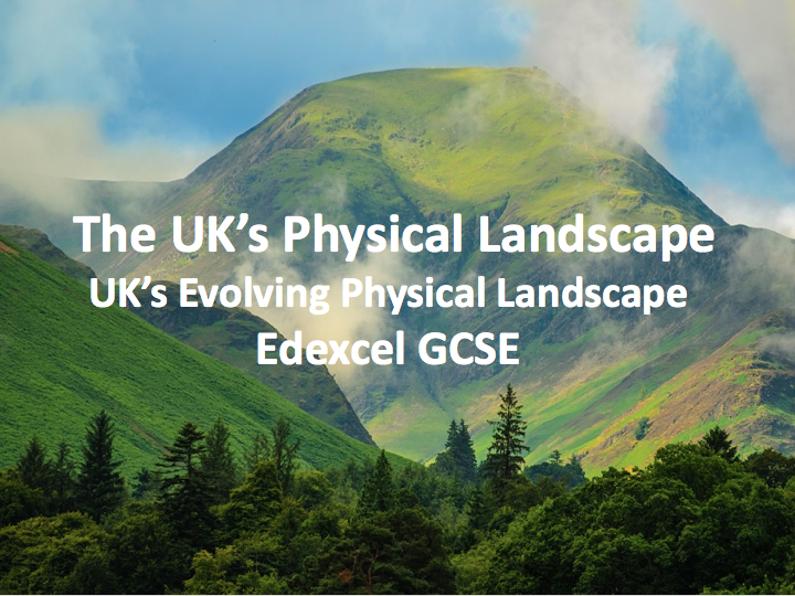 The UK's Physical Landscape