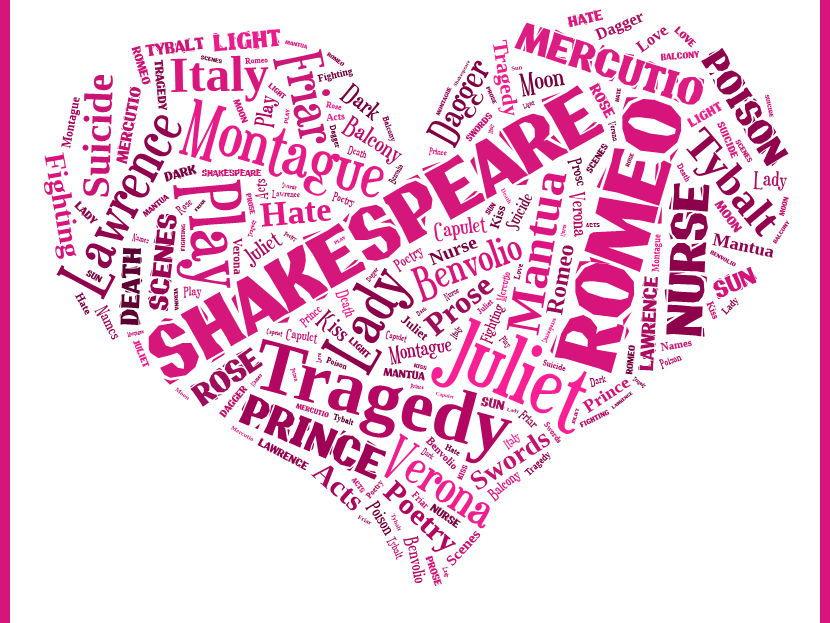 GCSE English Literature 9-1 Romeo and Juliet Characters