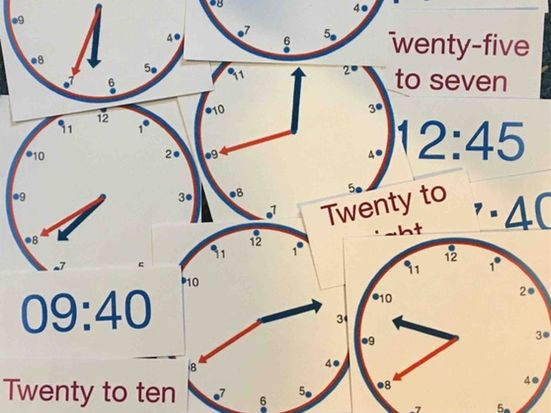 Minutes To Time Matching
