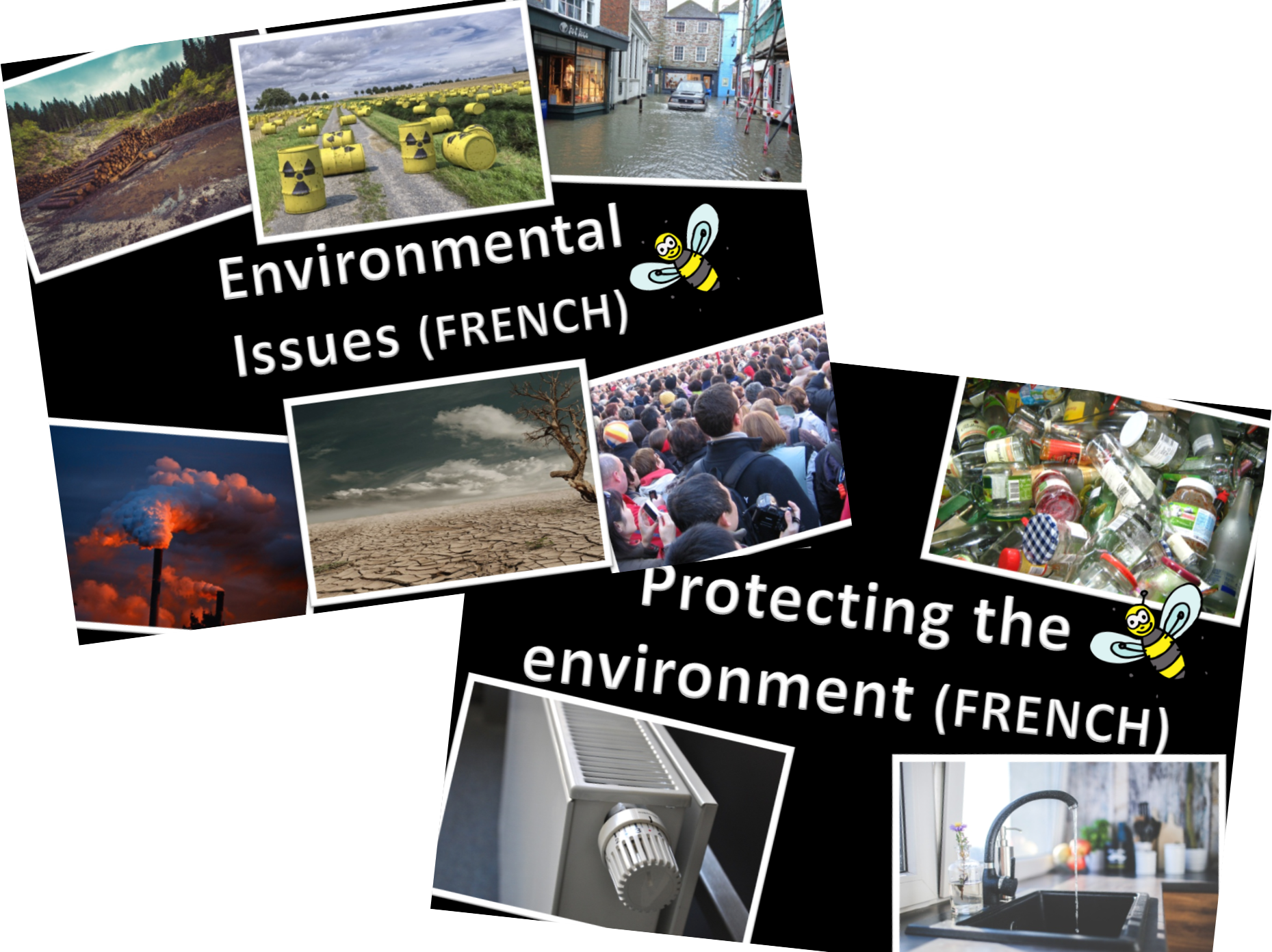 French Environment MEGA BUNDLE!