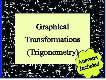 Graphical Transformations - Trigonometry