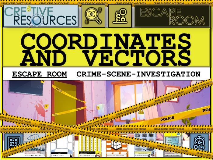 COORDINATES AND VECTORS