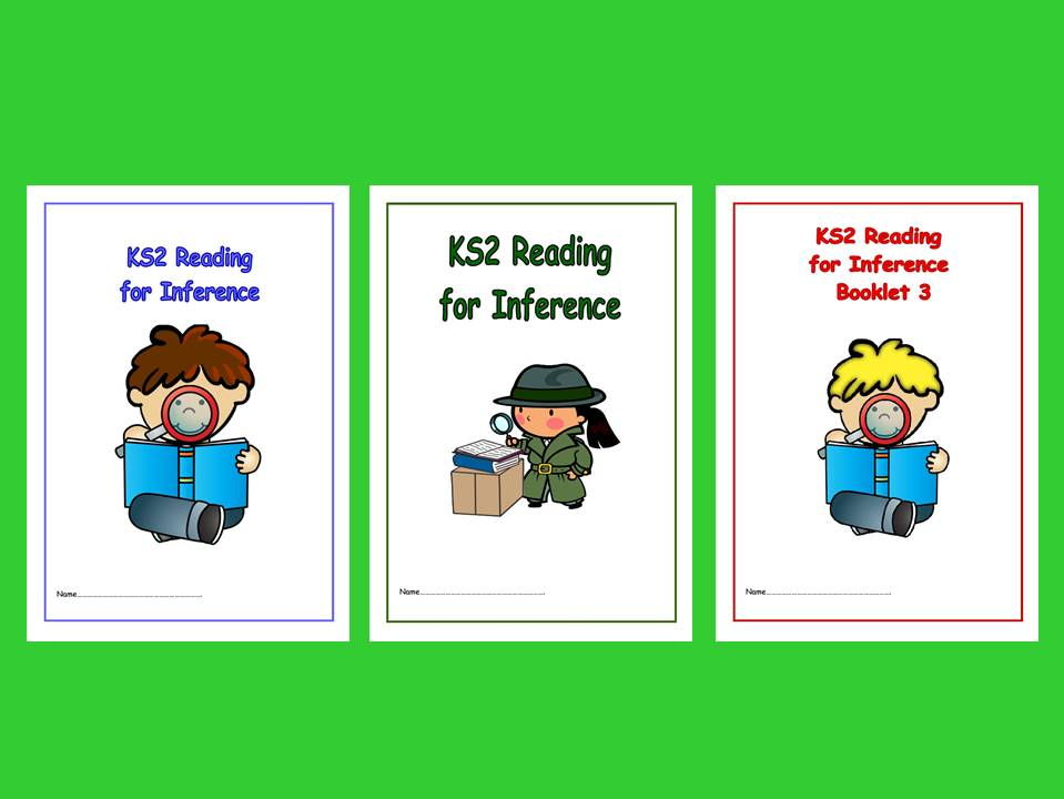 KS2 Reading for Inference Bargain Bundle.