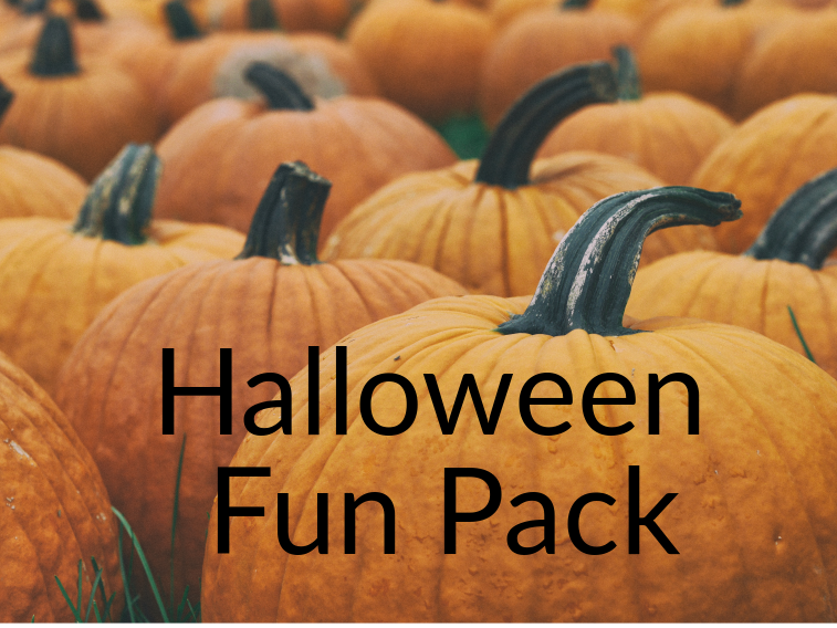 Halloween Fun Pack for Key Stage 2