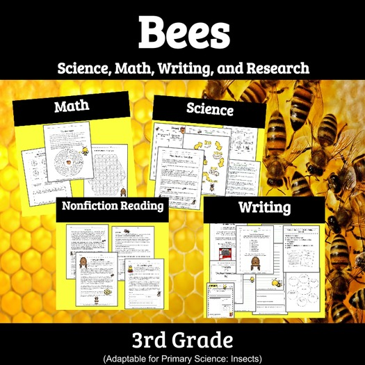Honeybee: A Unit Study of Bees