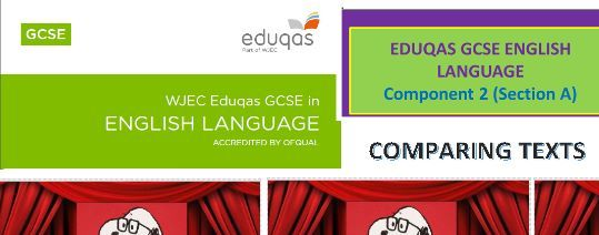 EDUQAS Lang C2a- How do I compare texts? Lesson 3