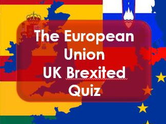 Citizenship: Brexited Quiz: What do you know about Brexit and the EU?