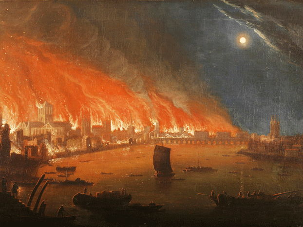 Great Fire of London - In depth lessons