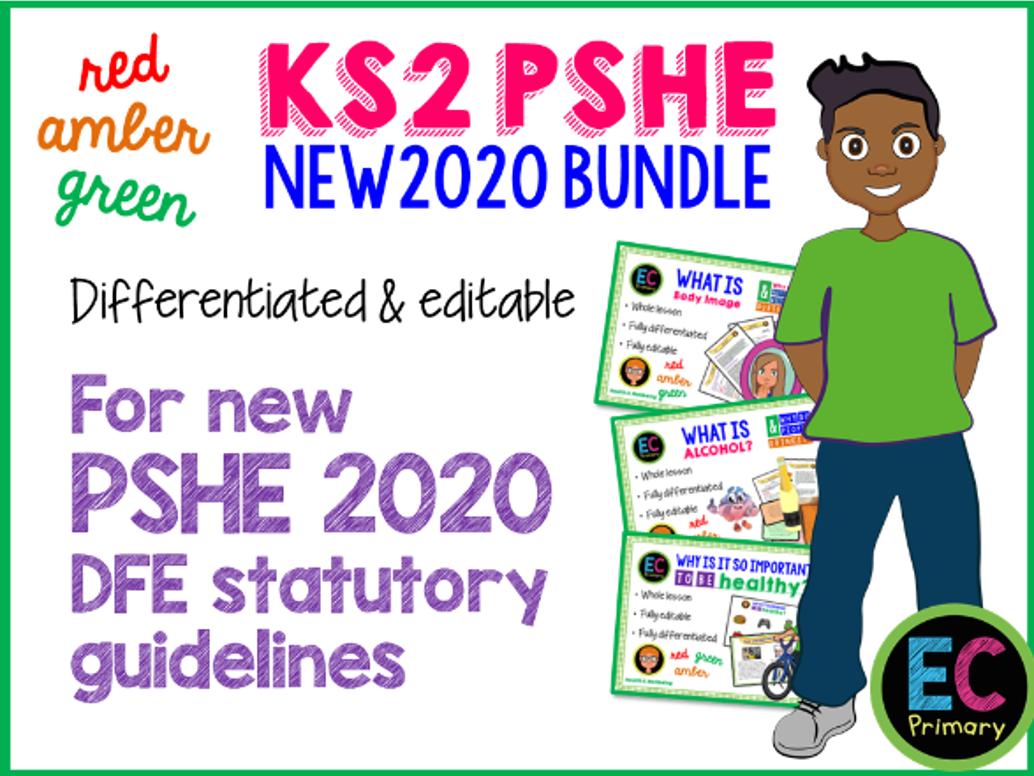 UKS2 PSHE Package
