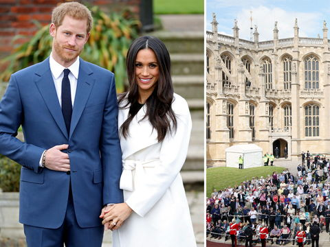 Royal Wedding Newspaper Reports