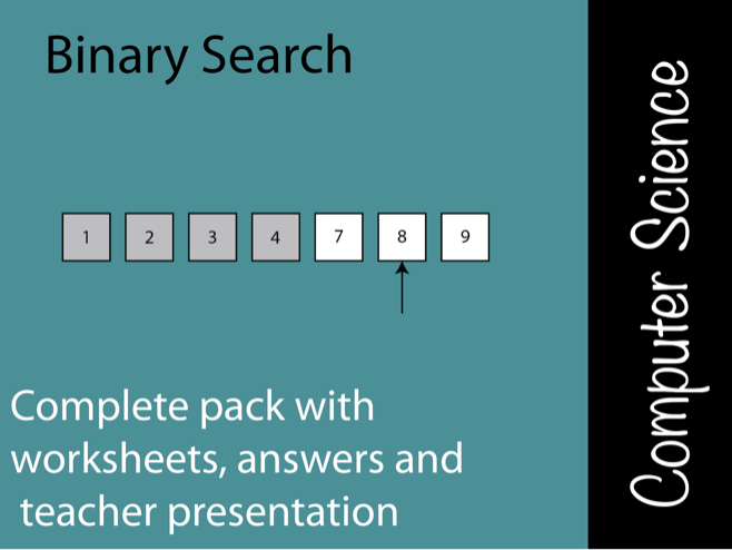 Binary Search full lesson