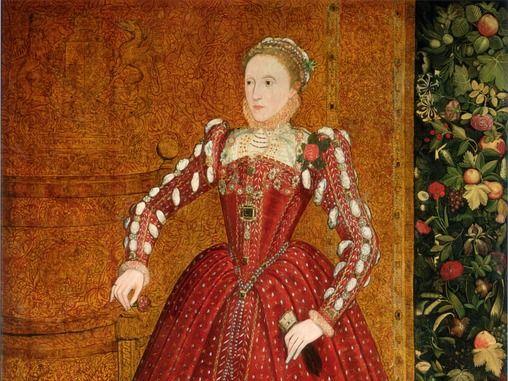 Differentiated HWK: Elizabeth I in 1558
