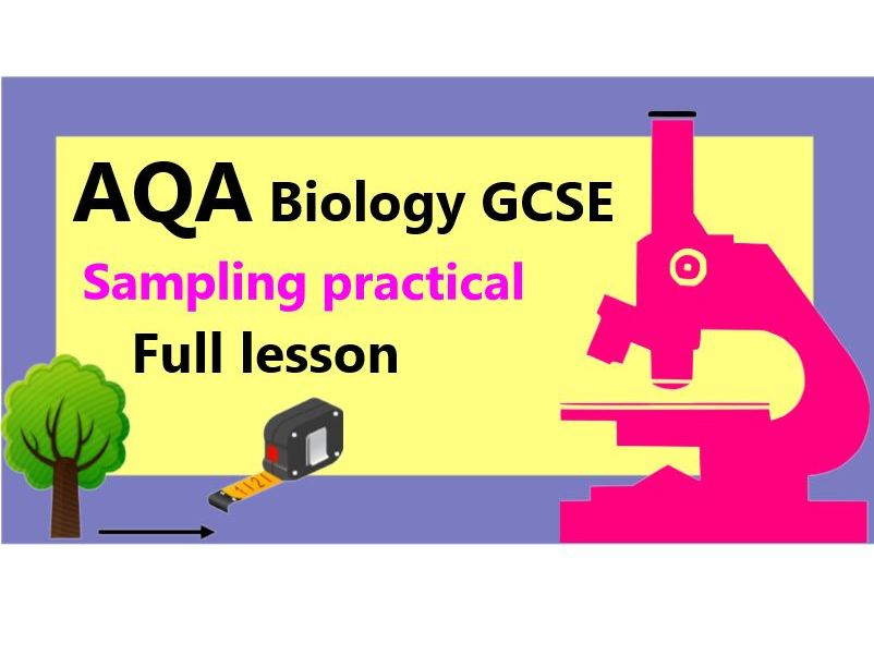 AQA Sampling required practical (Random & Systematic)