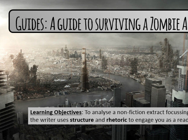 A guide to surviving a zombie apocalypse analysis