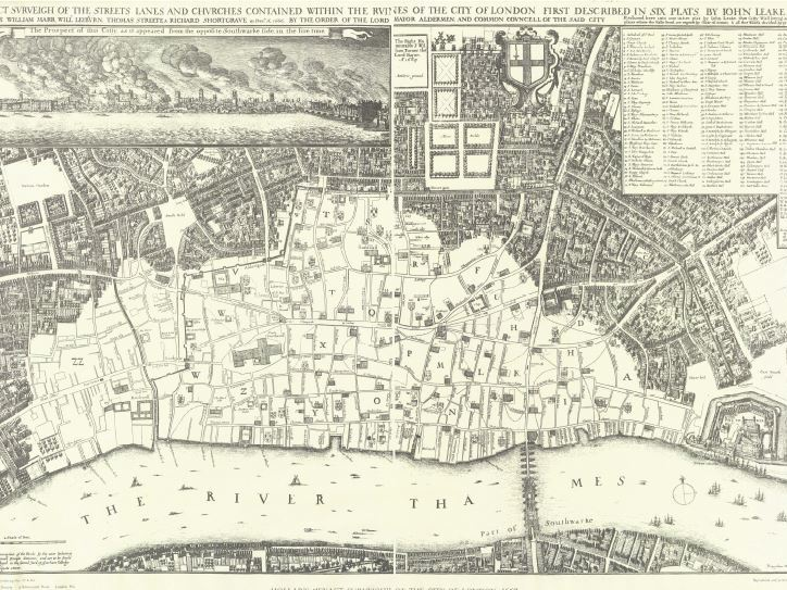 Investigating Sources: Great Fire of London